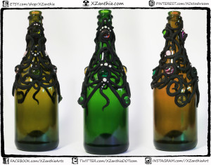 green bottle colors